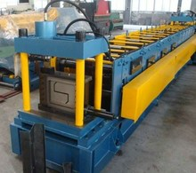 High Precision Computer quality metal roll forming u c z channel purlin machine