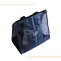 New Arrival Reusable Simplicity Polyester Net Mesh Shopping Tote Bag,Durable Customize Mesh Shopping Bag