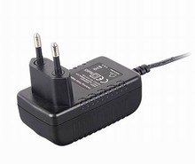 EU 2.1MM FIXED HEAD CHARGER ADAPTER 15V 500MA AC-DC POWER ADAPTER