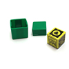 NEW Billiard Pool Cue Chalk Box Holder Plastic Chalk Box