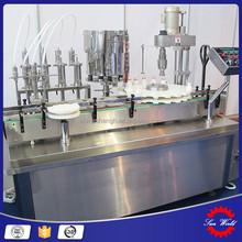 PYG4/1 Model Spray Liquid Filling and Capping Machine