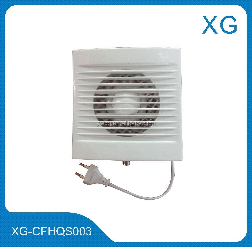 Window Mounted Ventilator Fan Shutter Exhaust Fan Kitchen