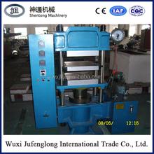 PVC plate vulcanizer, rubber vulcanizing machine, 500*500mm Shentong BRAND