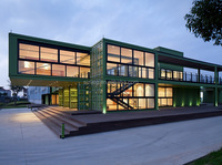 Alibaba china prefab shipping container homes for sale, luxury villas for sale