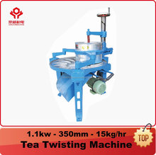 Hot Sale 350mm Tea Twisting Machine Price List