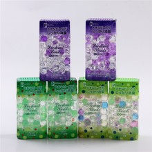 anti-bacterial air freshener/crystal beads air freshener/scent air freshener oem welcome eco-friendly