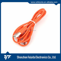30cm different color USB Type to 2.5mm Male Audio Stereo Headphone Plug Cable