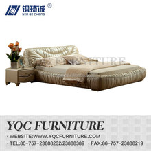 9232# hot sale high quality luxuey simple leather cozy hotel furniture