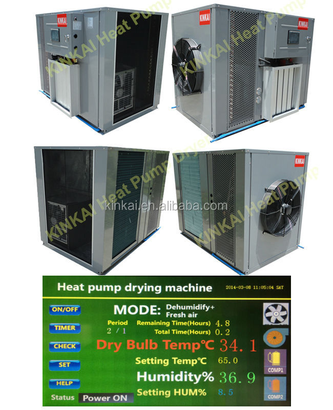 Energy Saving Widely Used Commercial Dehydrator