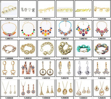 Global fashion jewelry and accessories high quality supplier from yiwu China
