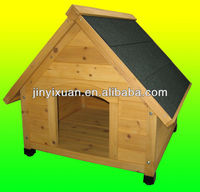 Simply puppy house with leg protectors / fir wood dog house / dog kennel for sale
