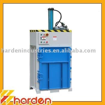 Embaladora hidráulica de la máquina para de reciclaje de plástico