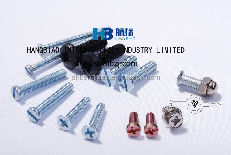 Carbon Steel Machine Screw Amp Bolt Roofing Bolts And Nuts