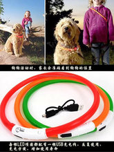 glow pet products/glow usb rechargeable led dog safety collar