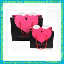 alibaba china custom fashion gift shopping paper bag company