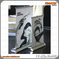 display fabric banner stand