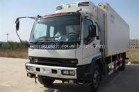 FTR Van Truck with ISUZU Technology