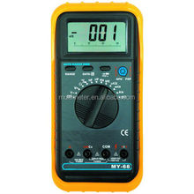 MY68 Digital Multimeter 3999 Display Autorange Multimeter Automatic Multimeter my68