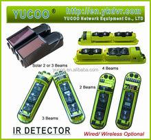 3 beams active infrared beam motion detector,active infrared sensor (YK-QH3-150)