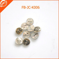 in stock plastic resin imitation shell button for shirt button decoration