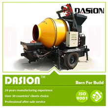2015 Best Sales! Concrete Mixer Pump for Sale with High Performance and Cheap Price