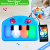 HX910502 4 games 3modes (12 in 1)powerful function children musical piano toys