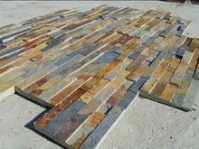 Beautiful rusty slate panel
