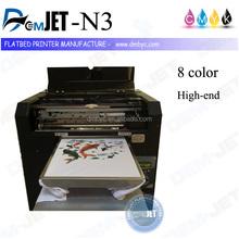 Cheapest price digital t-shirt printing machine with DX5 R1900 printer head