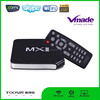 Cheapest dual core Amlogic AML8726-MX Android TV BOX MXII android 4.2 set top box