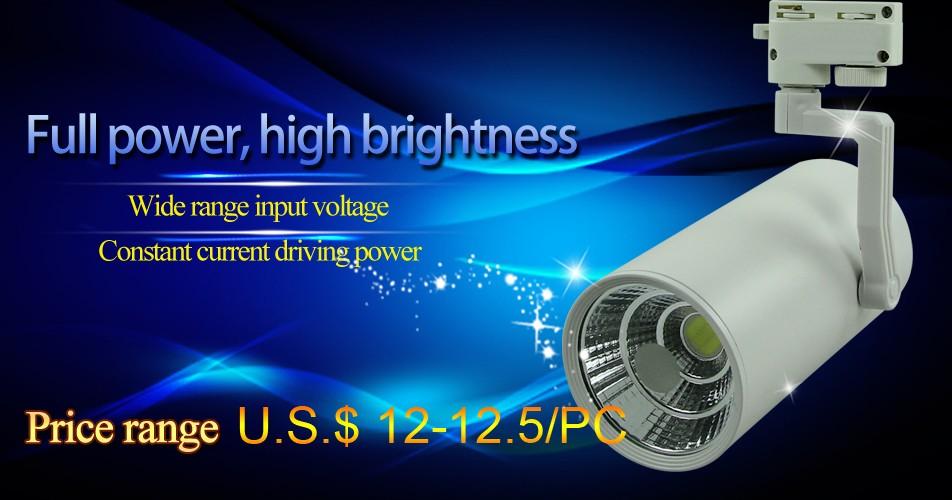 항목 유형 및 LED 스포트라이트 광원 옥수수 30w 주도 트랙 조명-LED ...