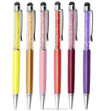 Best selling promotional ballpoint pens diamond pen