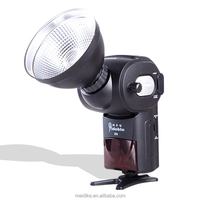 Film shooting camera flash with TTL for DSLR cameras,portable flash