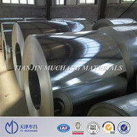 JIS G3302 Hot dip Galvanized steel coil HDGI GI