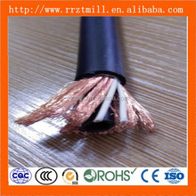 3 core rubber h07 rn-f cable , 600v power cable