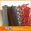 Colorful Metal Woven Wire Curtain