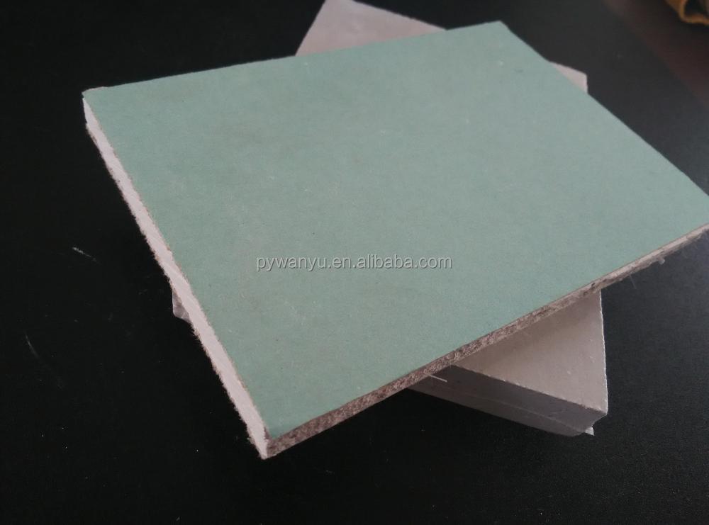 Plaster And Gypsum Board ~ Moistureproof gypsum board plaster for drywall wall