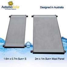 Plastic PP solar swimming pool heater panel