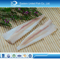 wild export frozen alaska pollock fish fillet for sale