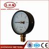 bottom connection wholesale high temp pressure gauge