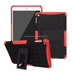 New arrival PC TPU armor cover case for iPad mini 4
