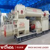 China best tunnel or hoffman kiln brick machinery manufacturer