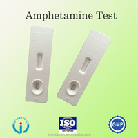 Easy Operation AMP rapid test reagent urine test kits