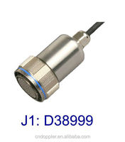 J1(D38999) connector for Phased Array probes