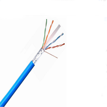 High speed Excellent performance Flexible ethernet cable cat5 cat 6 flat lan cable