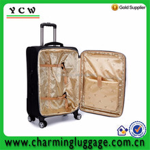 Latest Nylon Polo Trolley Luggage
