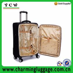 Latest Nylon Polo Trolley Luggage
