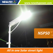 china top ten selling products high lumens solar light LED solar street light