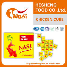 Nasi beef fish bouillon cube for sale
