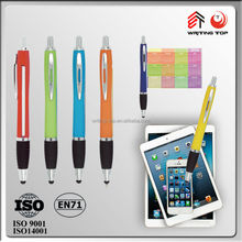 2015 retractable scroll pens with printing advertising