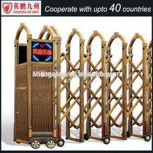 aluminum automatic gates Sri Lanka for hotel entrance gate